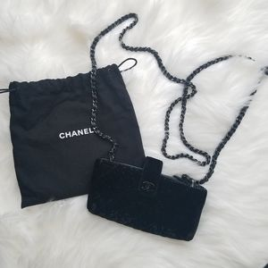Authentic Chanel crossbody